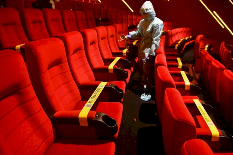 Cinema Halls Re-Opened In the Many States from Today