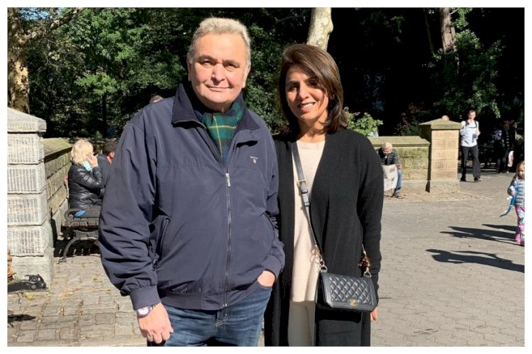 Neetu Kapoor on Rishi Kapoor's Cancer Treatment in New York: 'He Became Like My Child'