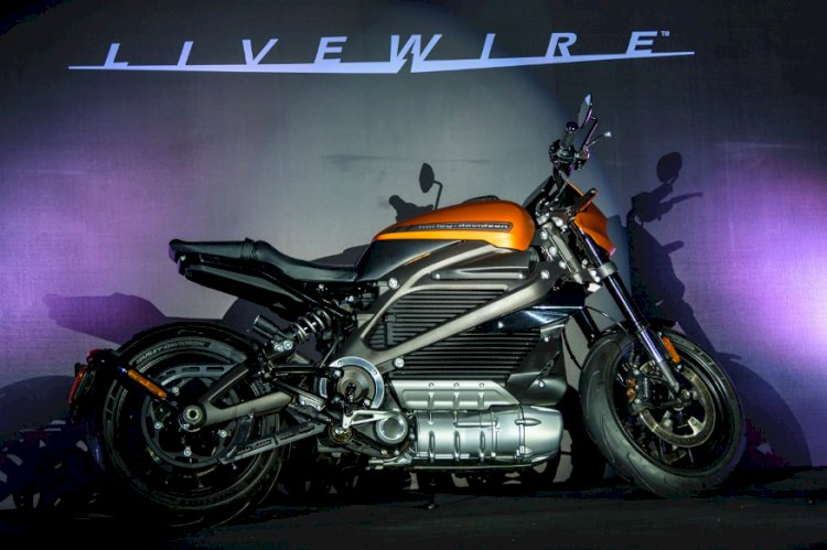 Harley Davidson India Launches Limited Run Street 750 BS-VI at Rs 5.47 Lakh, LiveWire Unveiled