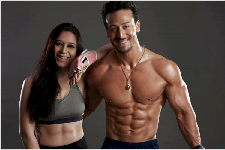 Tiger Shroff's Sister Krishna Reveals His Poetry Skills in This Throwback Picture