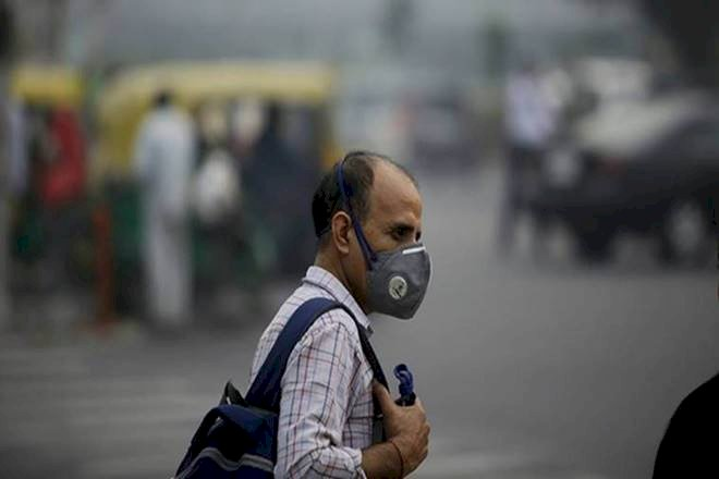 Govt warns against use of N-95 masks with valved respirators