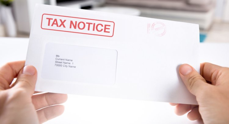 Received a tax notice from I-T Department? Here's what you should do