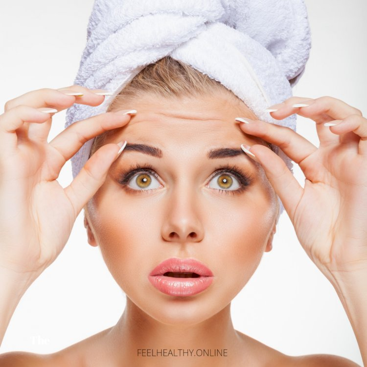Why does wrinkles appear?? How to get rid of it !!