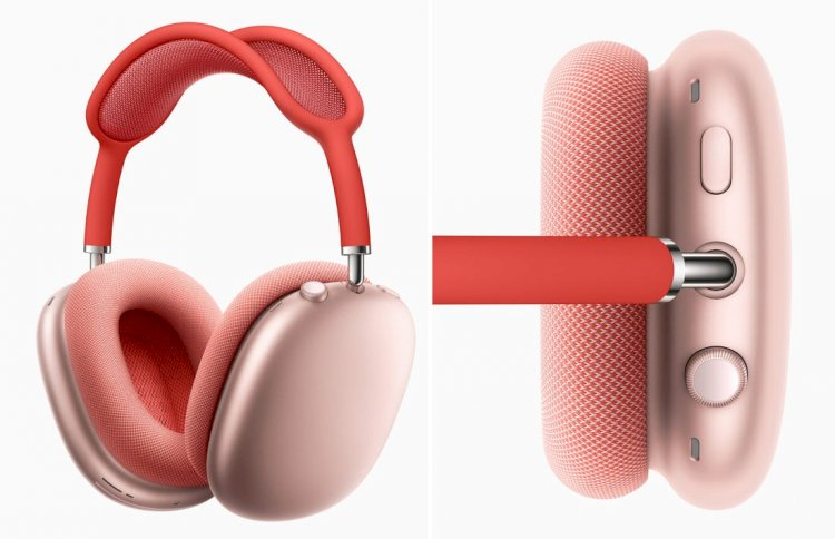 Apple launches its first over-ear wireless headphones AirPods Max