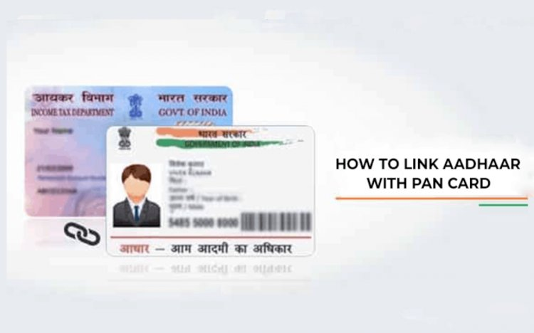 Need To Link Aadhaar With PAN? You Just Need To Send An SMS