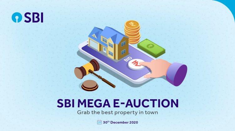 SBI mega property e-auction across India starts today