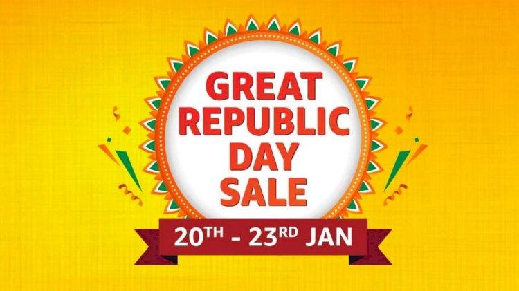 Amazon Republic Day sale offers: Discounts on Apple iPhones, Xiaomi, OnePlus