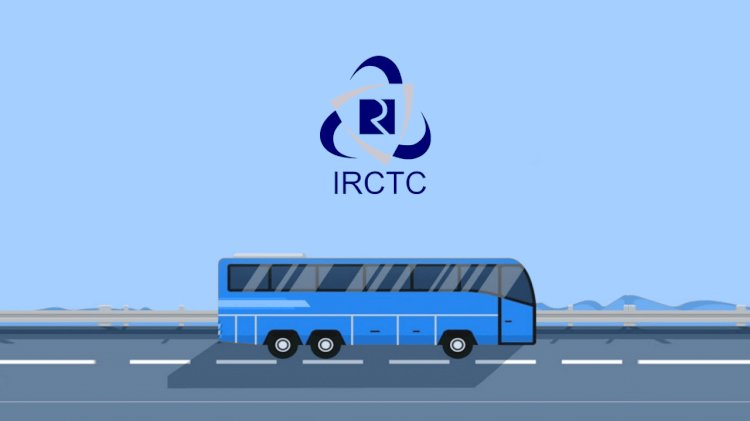 IRCTC launches its online bus booking services