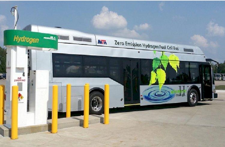 In a first, premium hydrogen fuel bus to start on Delhi-Jaipur route