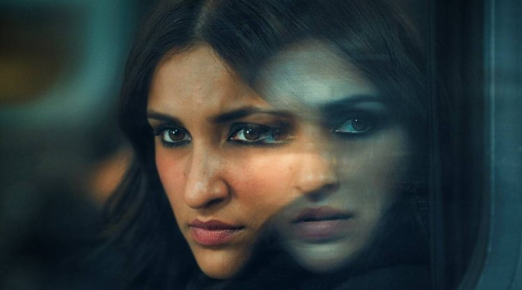 Parineeti Chopra Looks Dishevelled And Bloodied in 'The Girl On The Train' First Look