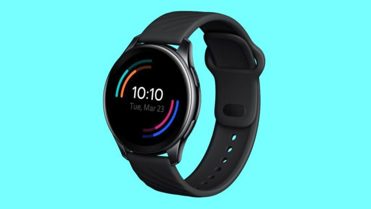 OnePlus Watch with 46mm circular dial, Warp Charge fast charging support launched