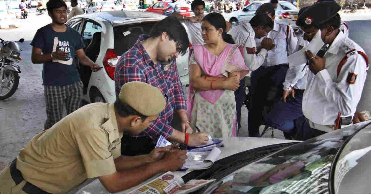 Get ready for Rs 5,500 challan from tomorrow if you don't do this