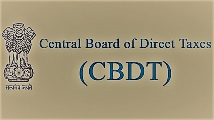 CBDT directs banks to report taxpayers' interest income