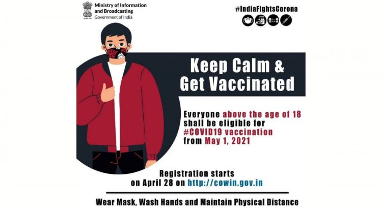 Covid-19 vaccine registration now open for all adults: Here's how to register