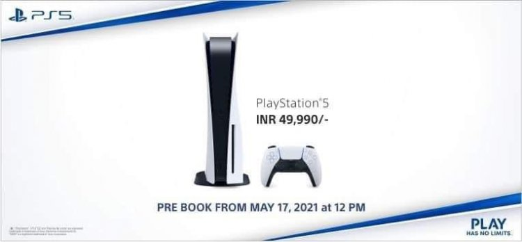 PS5 Restock Pre-Orders Go Live from May 17 in India