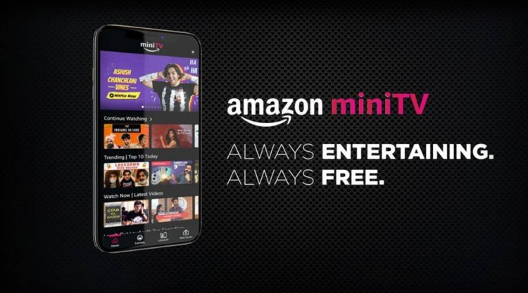 Amazon has launched a brand new video streaming service, known as miniTV.