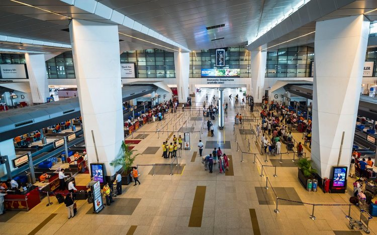 Delhi airport to close operations at T2 terminal from midnight