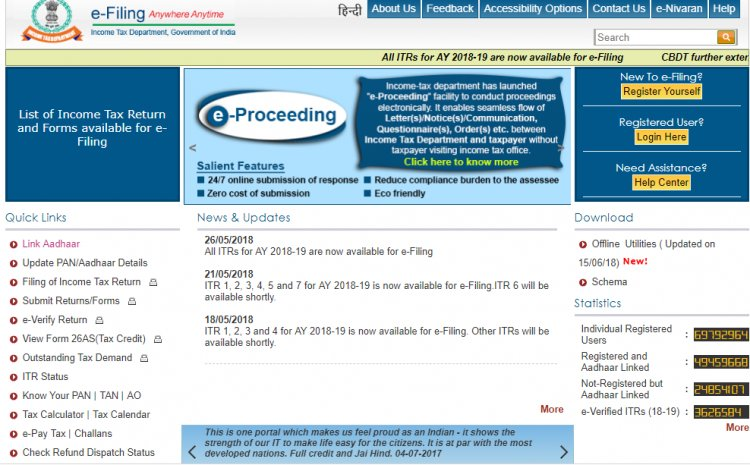 6 Key Benefits of New Income Tax e-Filing Portal Know Details