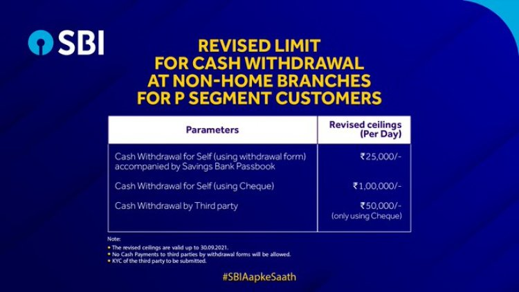 SBI Revises Limits For Cash Withdrawal At ATMs, Branches: All You Need To Know
