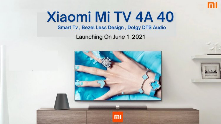 Mi TV 4A 40 Horizon Edition smart TV launched in India: price, specifications, and features