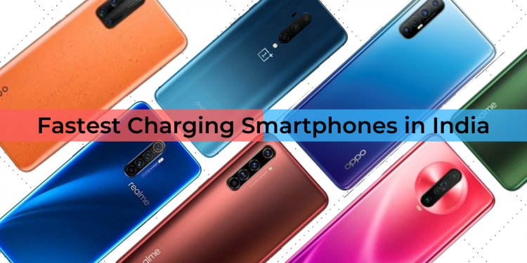 Here are the list of Fast charging phones that you can buy under Rs 30,000