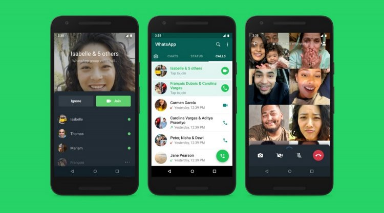 WhatsApp rolls out new feature for 'group calling'. Check details