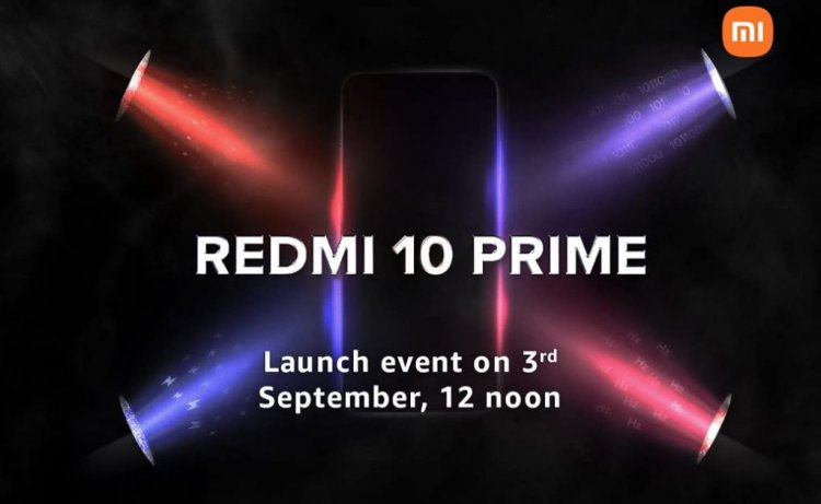 Redmi True Wireless Earbuds to Launch Alongside Redmi 10 Prime in India on September 3