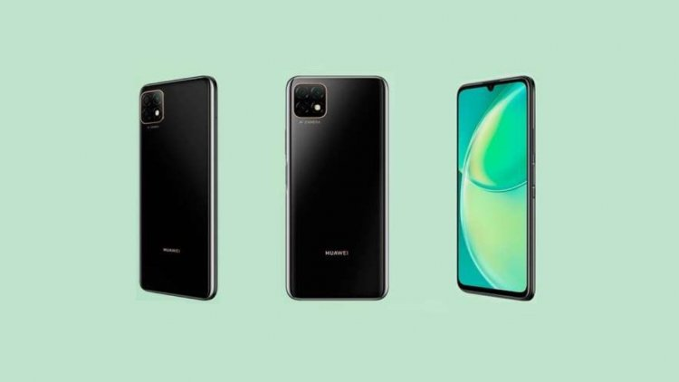 Huawei Nova Y60 Launched with 6.6 Ich Screen and Triple Camera