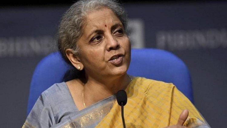 Finance Minister Nirmala Sitharaman launched National Monetisation Pipeline (NMP) scheme.