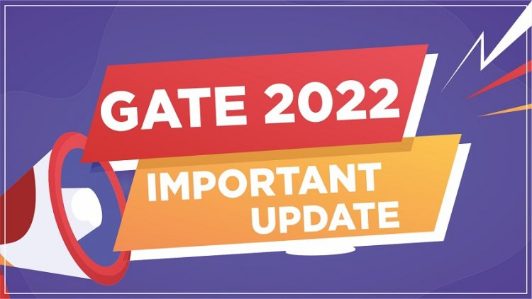 GATE 2022: Application process begins today, Check details here