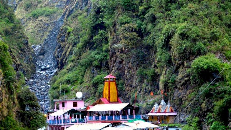 Explore Yamunotri Dham Uttarakhand