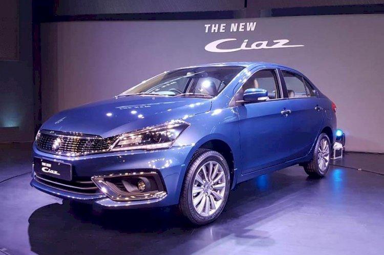 Maruti Suzuki Ciaz sales jump a mammoth 4,894 per cent in July 2019
