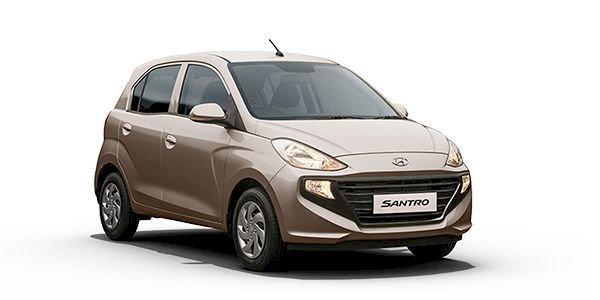 Hyundai Santro prices rejigged, base variant now starts at Rs 4.15 lakh