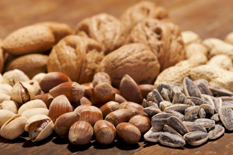 Have 60 Gram Nuts Daily to Boost Sexual Desire, Orgasm Quality