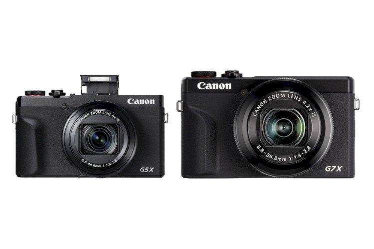 Canon Announces PowerShot G5 X Mark II, G7 X Mark III in India