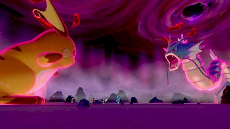 Pokemon Sword and Shield trailer reveals some new battle mechanics