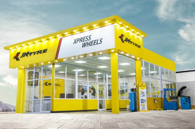 JK Tyre Expands Footprint, Opens 500th Brand Shop in India