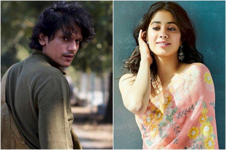 Vijay Varma, Janhvi Kapoor to Come Together for Zoya Akhtar's Ghost Stories