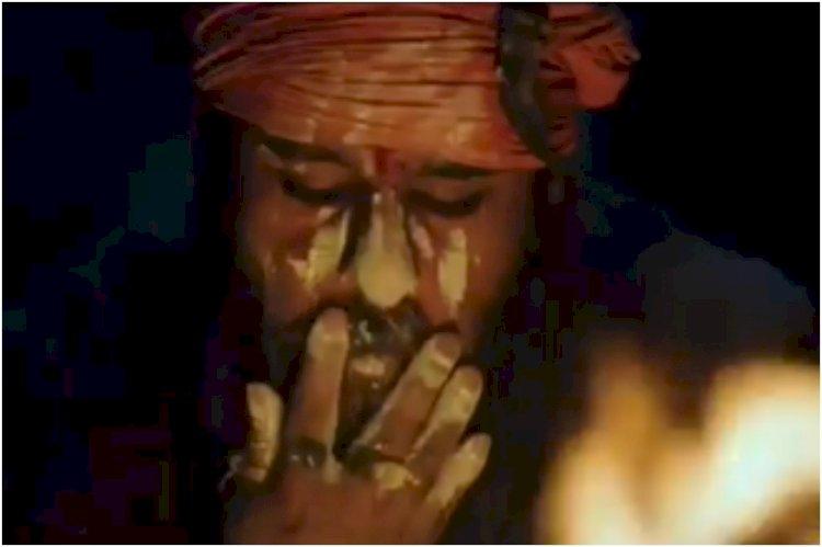 Saif Ali Khan Wears a Fiery, Tense Look as Naga Sadhu in Laal Kaptaan Teaser