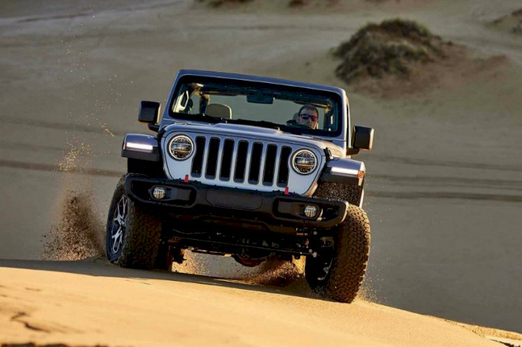 2019 Jeep Wrangler SUV Launched in India at Rs 63.94 Lakh