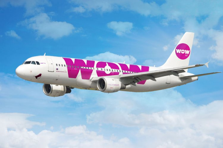 Wow Air Launches Ultra-low-cost Route Between US, India