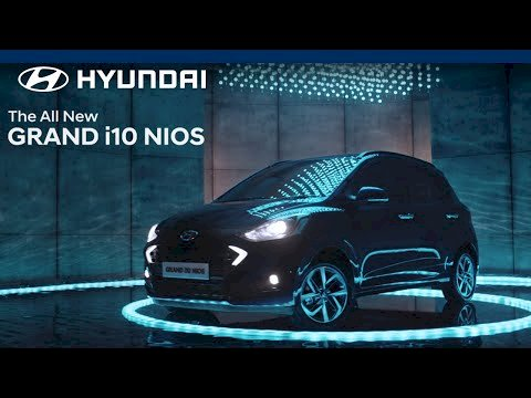 Hyundai Grand i10 Nios Hatchback Launched in India at Rs 5 Lakh