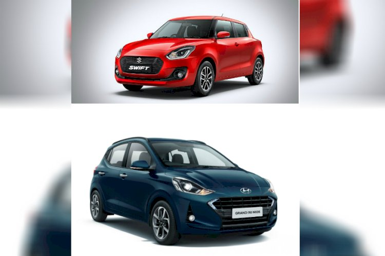 Hyundai Grand i10 Nios vs Maruti Suzuki Swift Spec Comparison: India's best Hatchback