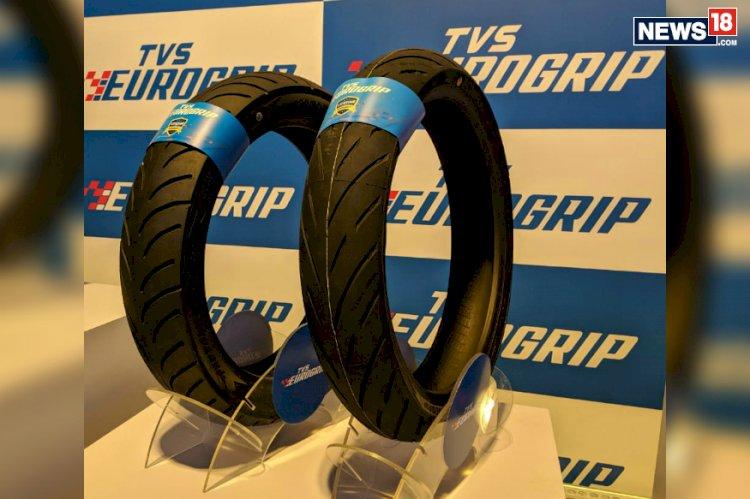 TVS Launches 19 Premium Tyres Under Eurogrip Brand