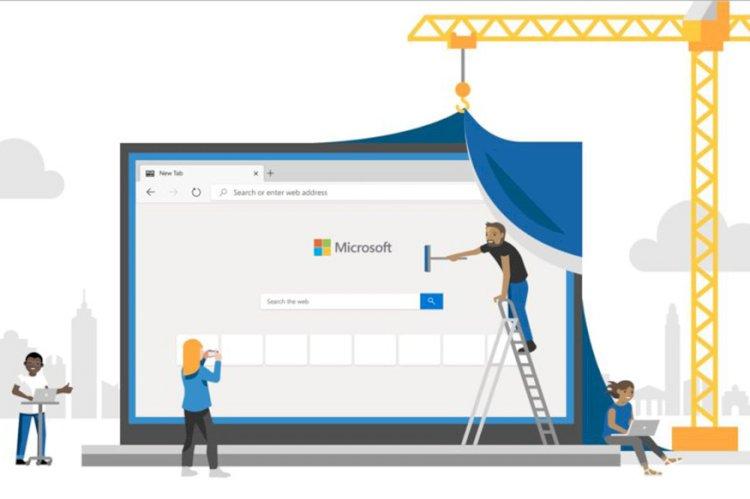 Microsoft's Chromium-based Edge Browser Releases in Beta