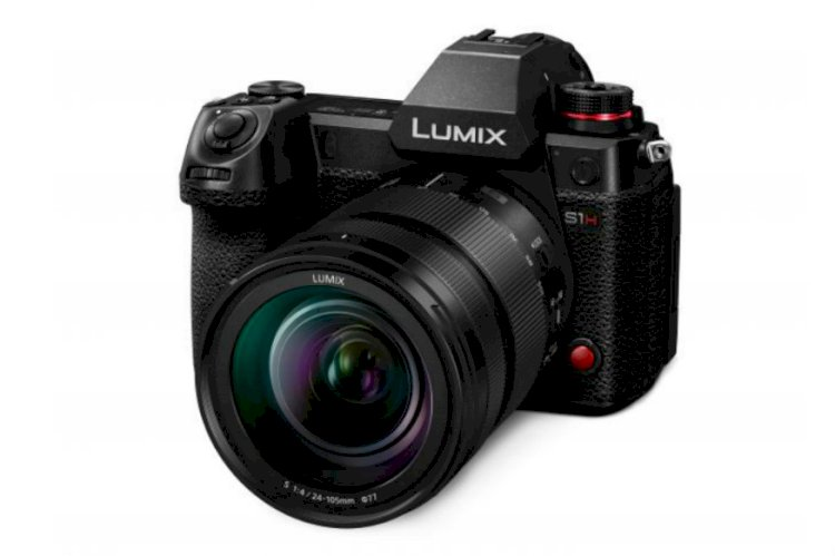 Panasonic Lumix S1H Mirrorless Camera Launched, Aimed Squarely at Videographers