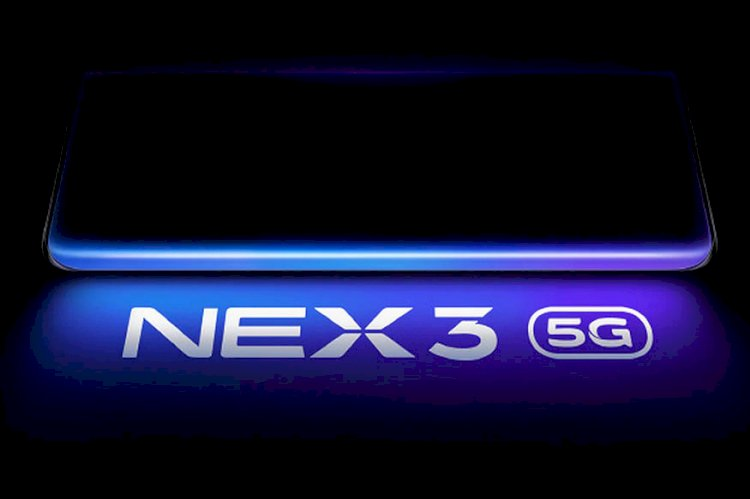 Vivo NEX 3 Flaunts 'Waterfall Display', Could Feature 120W Flash Charge and 64-Megapixel Camera