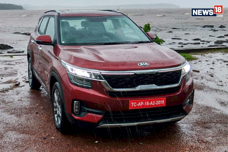 Kia Sells 6,200 Models of Seltos SUV in August 2019, Outsells MG Hector