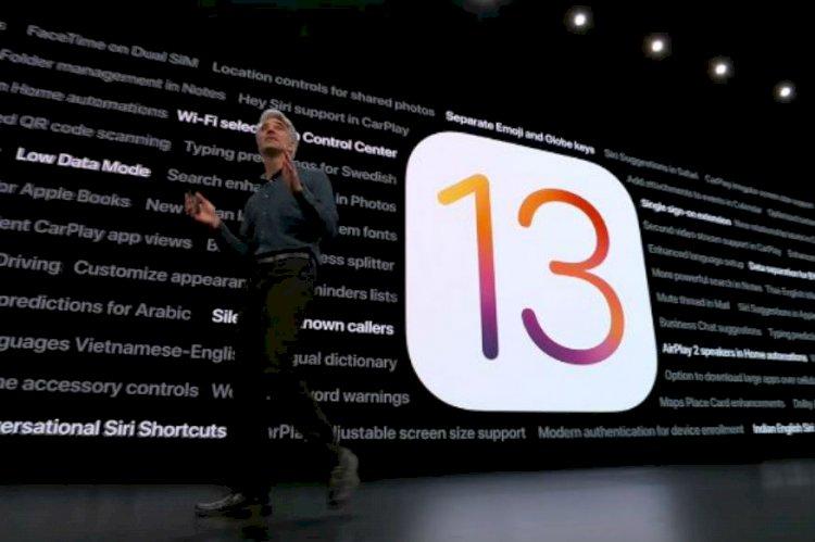 Apple Event 2019: iOS 13 to Bring Dark Mode, Memojis, Swipe Keyboard and More