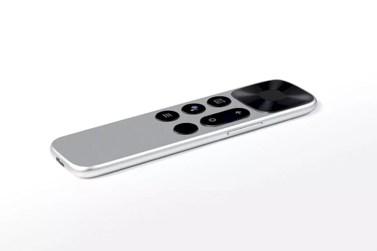 Here's How the OnePlus TV Remote Will Look Like